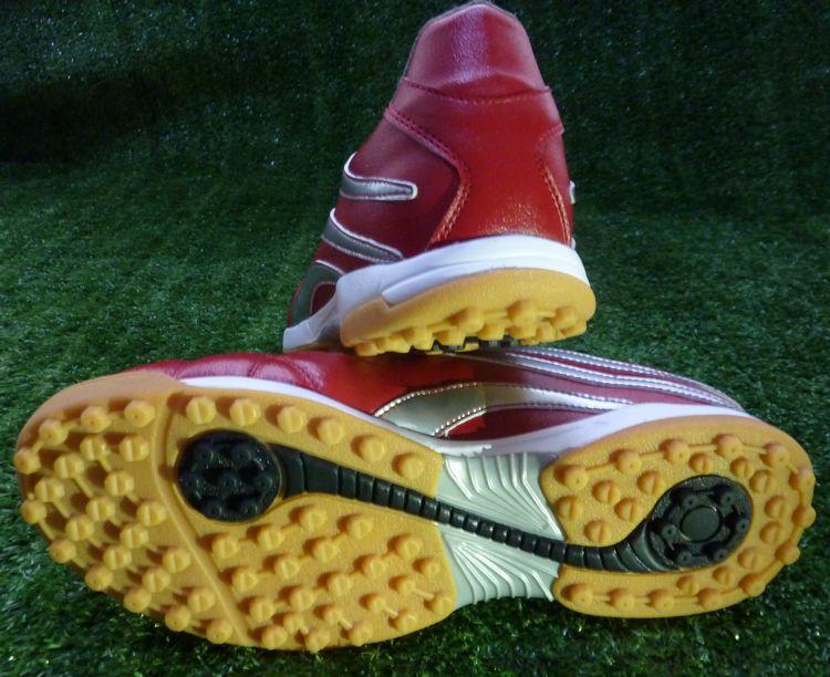跃奥RHEAS 专业足球鞋 TF 牛筋碎钉 袋鼠皮 团队个人订制 灵鹰