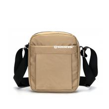 单肩斜挎包登山旅行休闲包男女大容量 SW5052v瑞士军刀专柜正品