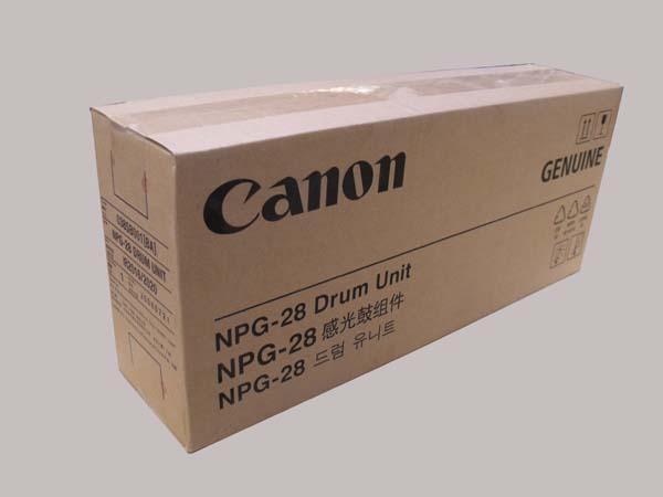 佳能原装NPG-28感光鼓组件复印机A3复合机 适于canon2420L、2320L