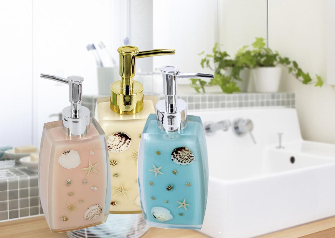 树脂洗手液瓶洗发水淋浴露瓶客房用品淋浴用品酒店用品清洁用品瓶