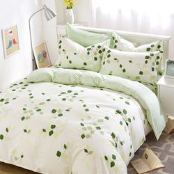 纯棉四件套全棉公主风简约1.8m2.0米特价床单双人被套ins床上用品