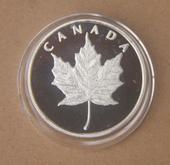 纪念章 镀银 加拿大枫叶 美国英国法国墨西哥伊丽莎白美洲