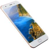 全网通超薄5.5大屏移动联通电信4G智能安卓一体指纹手机米语YM图片