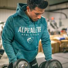 肌肉兄弟运动外套加厚男式跑步健身训练服透气卫衣休闲连帽衫上衣