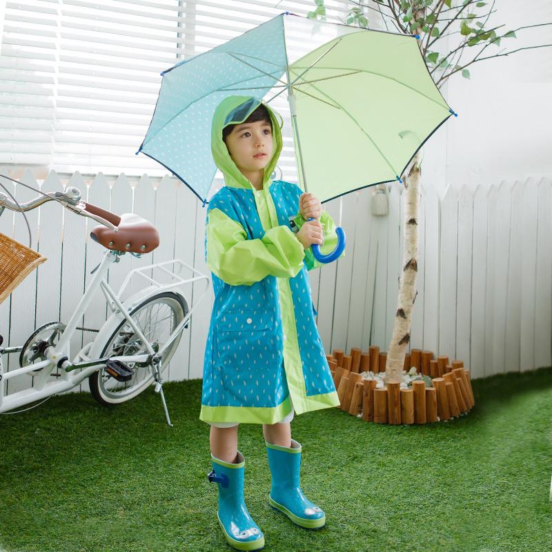韩国儿童雨鞋可爱宝宝橡胶雨靴防滑高筒水鞋小孩雨具