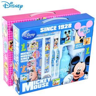 包邮正品迪士尼文具套装/礼盒儿童文具批发小学生学习用品dm0934