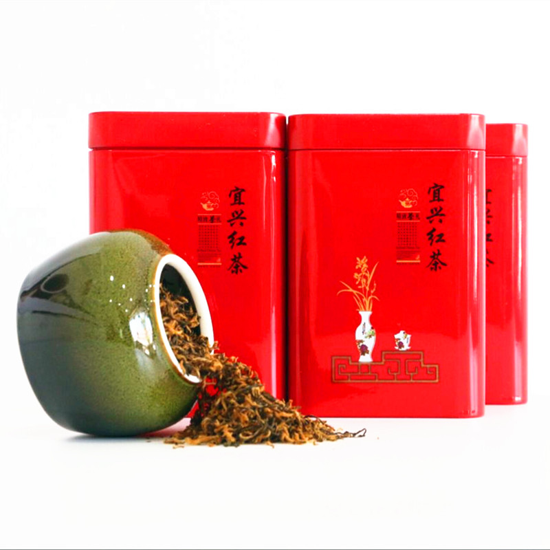 金骏眉正山小种茶叶祁门红茶散装包邮 500g 新茶春茶宜兴红茶共 2017