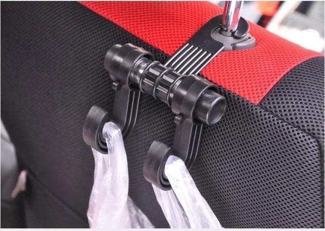汽车挂钩 车用椅背置物挂钩 车载多功能挂钩 车内座椅挂钩