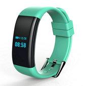 智能表触控LED心率血压血氧情侣手环男女拍照防水计步电子手表