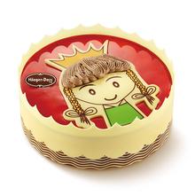哈根达斯 蛋糕冰淇淋 小公主1.1千克 二维码专拍