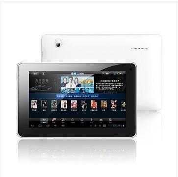 爱立顺M723 7寸 高清屏 四核 Android 4.1系统 双摄像头 全网首发
