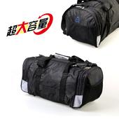 便携式旅行购物收纳包 时尚 单肩防水运动鼓包 超大容量重型箱包