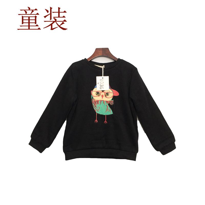 【断码优品】满48元包邮◆2017秋冬新款儿童纯棉卫衣