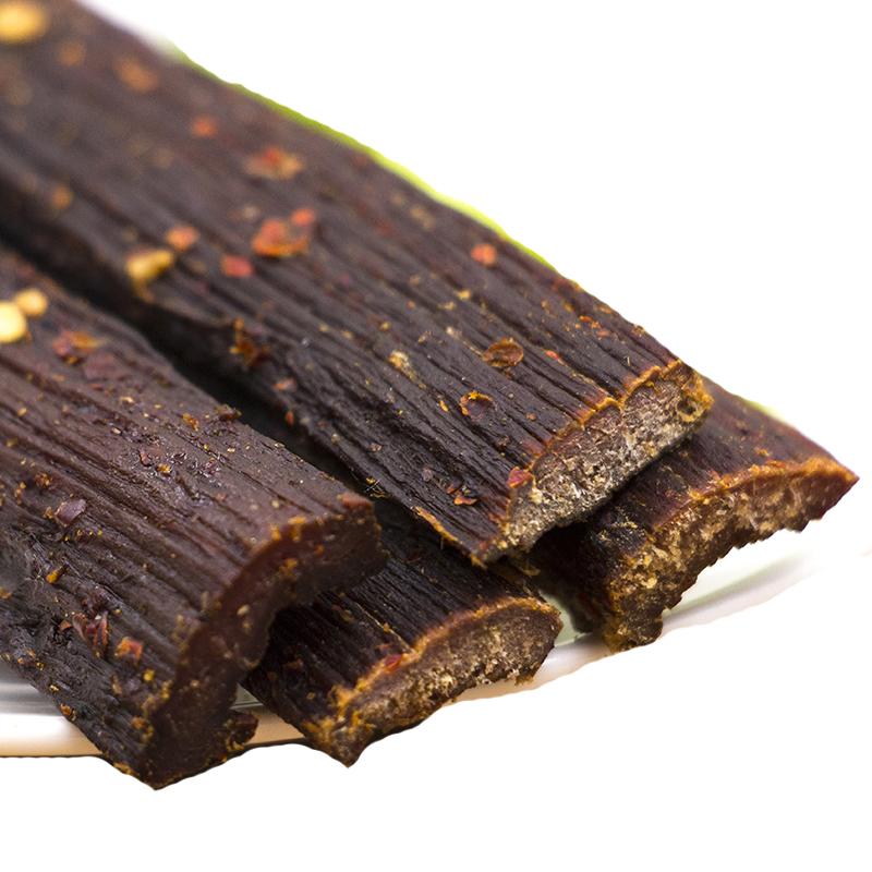 包邮 500g 手撕风干牦牛肉干西藏特产五香超干香辣散装熟食耗牛肉干