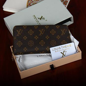 奢侈品卡包女欧美真皮手拿包钱包
