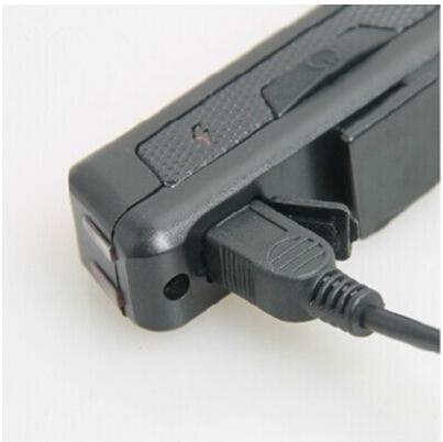 自行车尾灯USB充电超亮山地车安全夜骑警示装饰灯单车装备配件