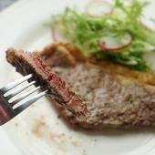 【珊珊大白来吃】新西兰预制西冷牛排180g×4