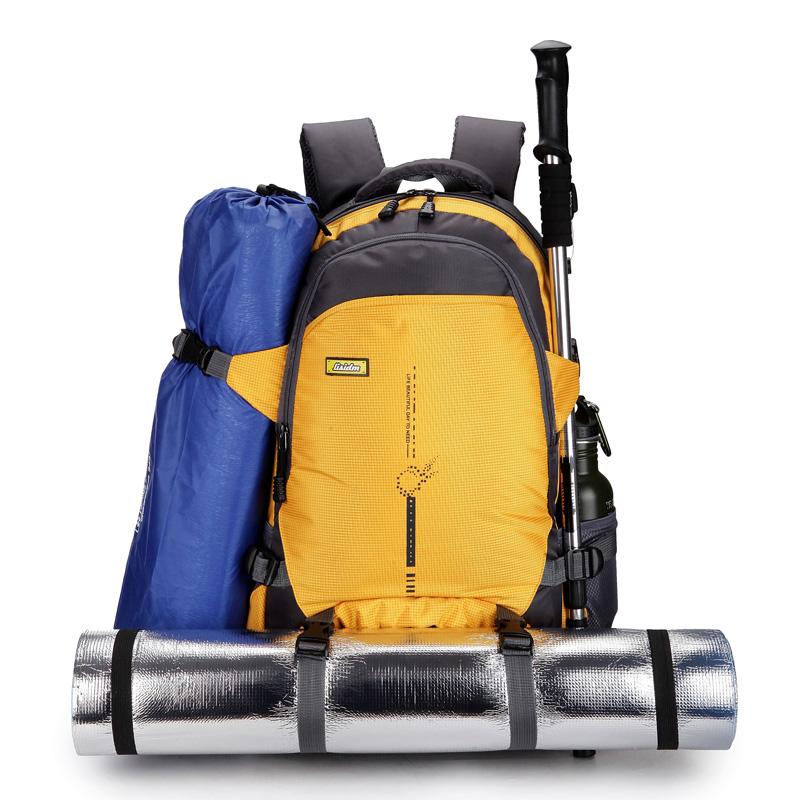 旅行双肩背包登山背包男7l功能包登双肩男收纳浮潜女士旅行箱包