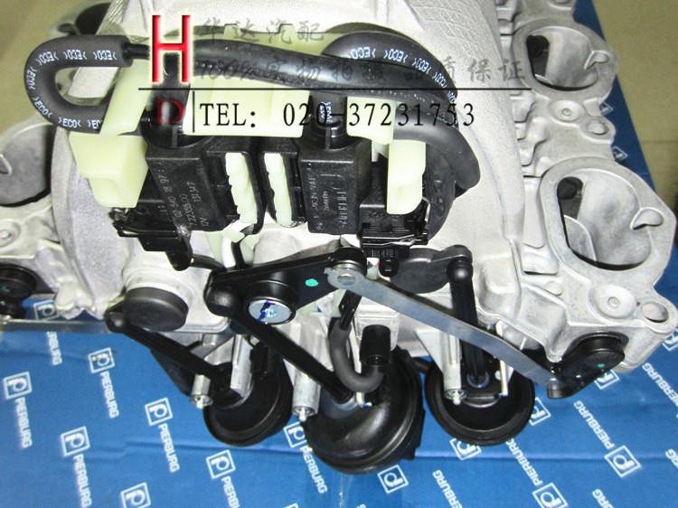 奔驰 进气歧管 m272 e23 e25 e30 e35 德国pierburg/德国原厂图片