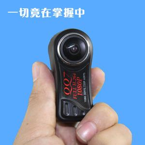 摄徒 QQ7高清微型数码摄像机超小型隐形监控摄像头迷你相机运动DV