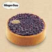 福州配送哈根达斯生日蛋糕 蓝莓芝士蛋糕 760克(6寸)