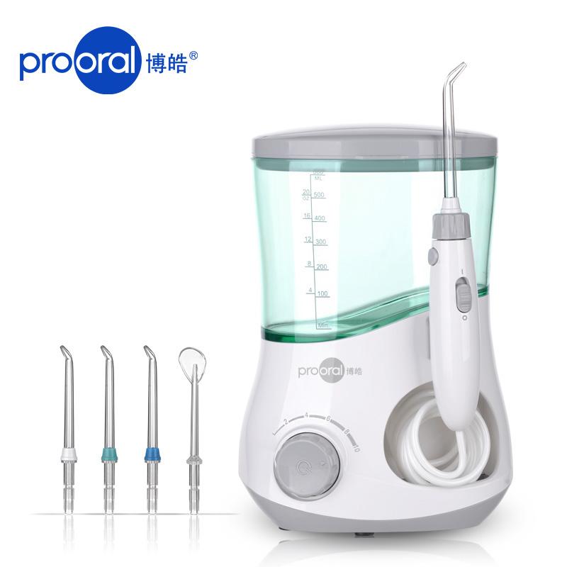 博皓冲牙器5102 电动家用洗牙器水牙线洗牙机