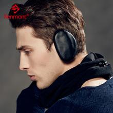 无间羊皮耳套男士保暖皮耳罩男厚耳包冬季耳暖无发箍护耳朵耳捂子