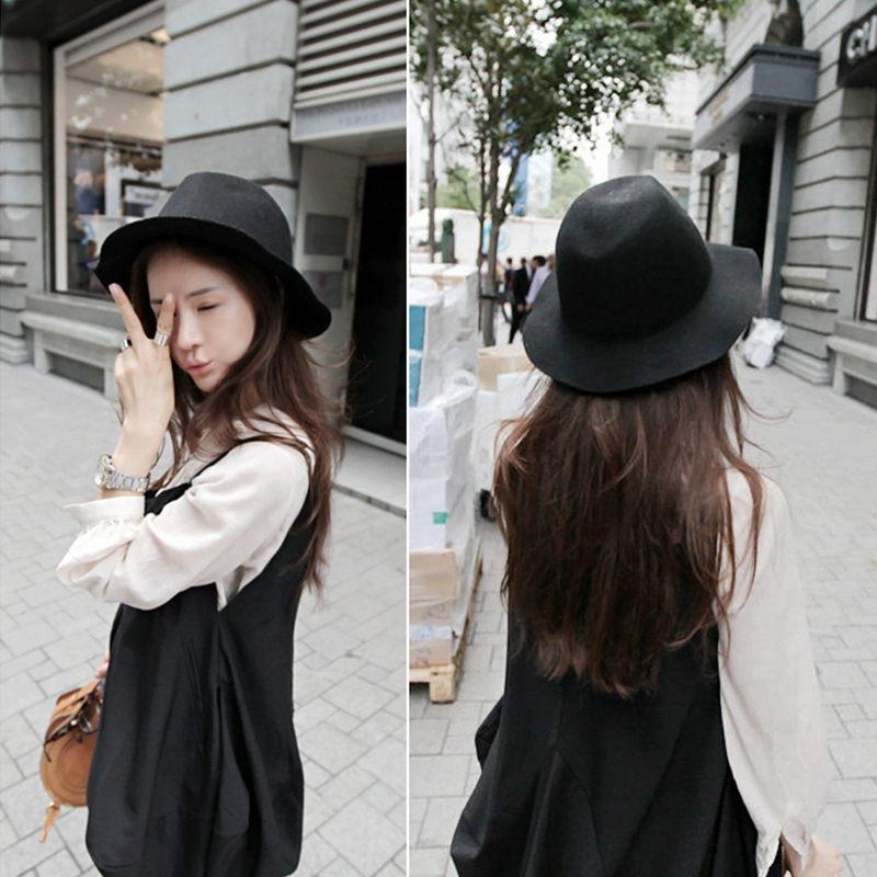【韩国go】2013秋新款两件套连衣裙衬衫女装 百搭气质显瘦学生装