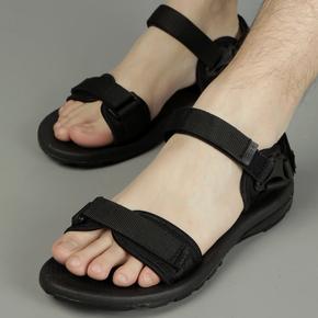 罗马凉鞋男士正品越南沙滩鞋男运动休闲2015夏季新款韩版情侣女鞋