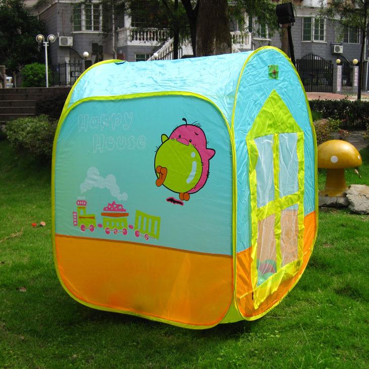 可爱小鸡8019儿童游戏帐篷 儿童帐篷 儿童游戏屋0622