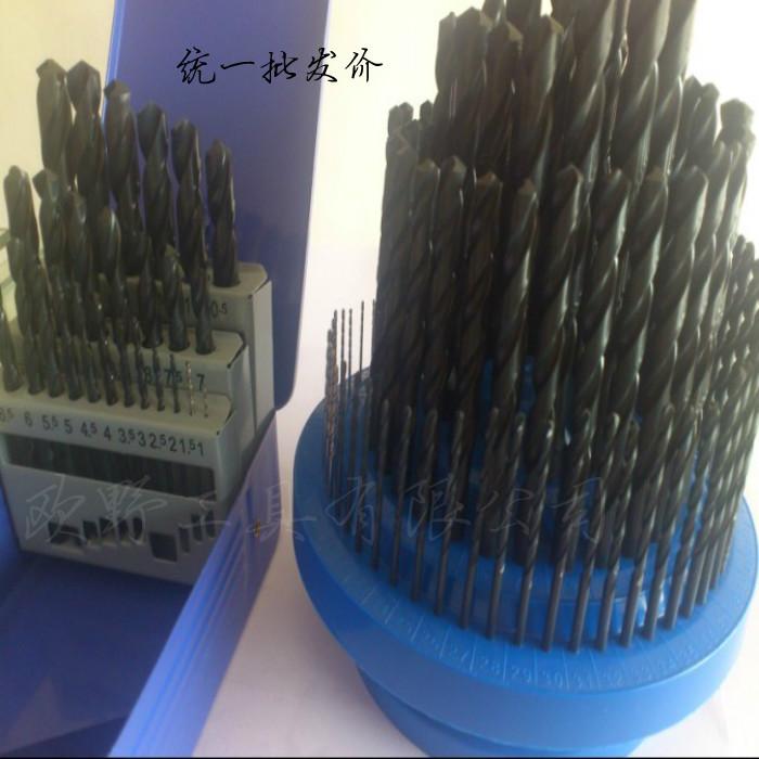 台湾苏氏SUS麻花钻头 HSS高速钢钻头 不锈钢钻头 1.0-13.0  套钻