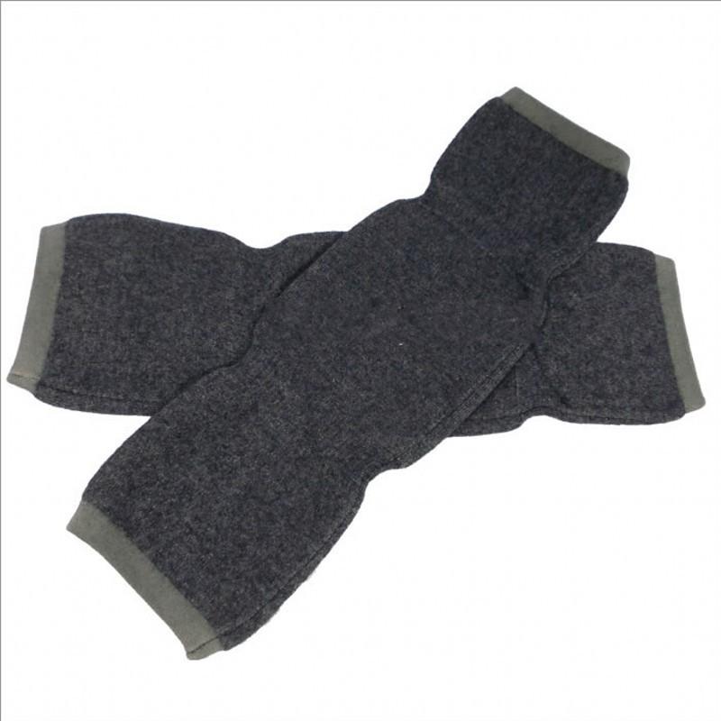 夏季男女空调房保暖羊绒护膝冬季发热羊毛护腿关节老寒腿磁疗护膝