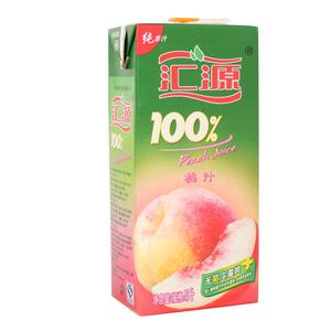 100%纯果汁桃汁