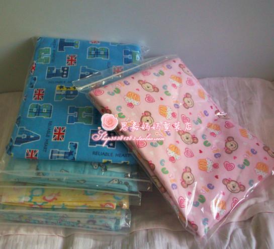 特欢乐起点/隔尿垫巾/防水护理婴儿床垫/小车垫卡通图案70*100