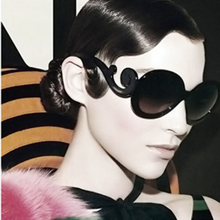 爆款大牌明星款太阳镜浮云太阳眼镜时尚个性款眼镜框白领女式墨镜