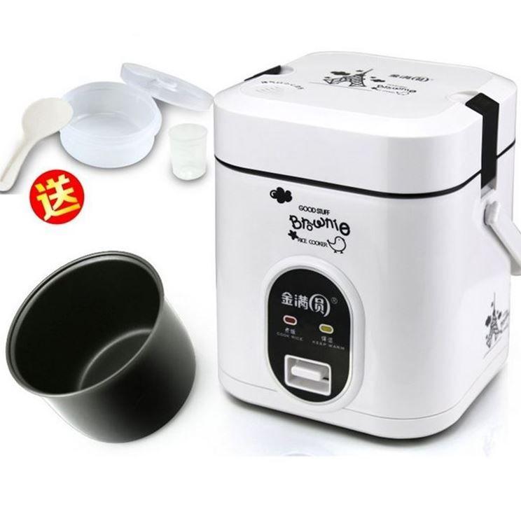 迷你电饭煲学生小电饭锅家用电器厨房家电 婴儿煮粥饭煲 年后发货