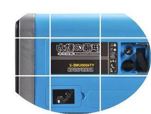 伊藤发电机汽油变频家用静音数码1千小型2kw3kw瓦