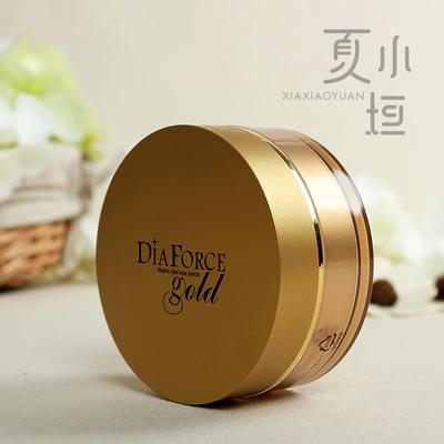 [新年价] 正品DiaForce钻石Gold黄金贵妇眼膜贴去袋眼淡化细纹60片 韩国