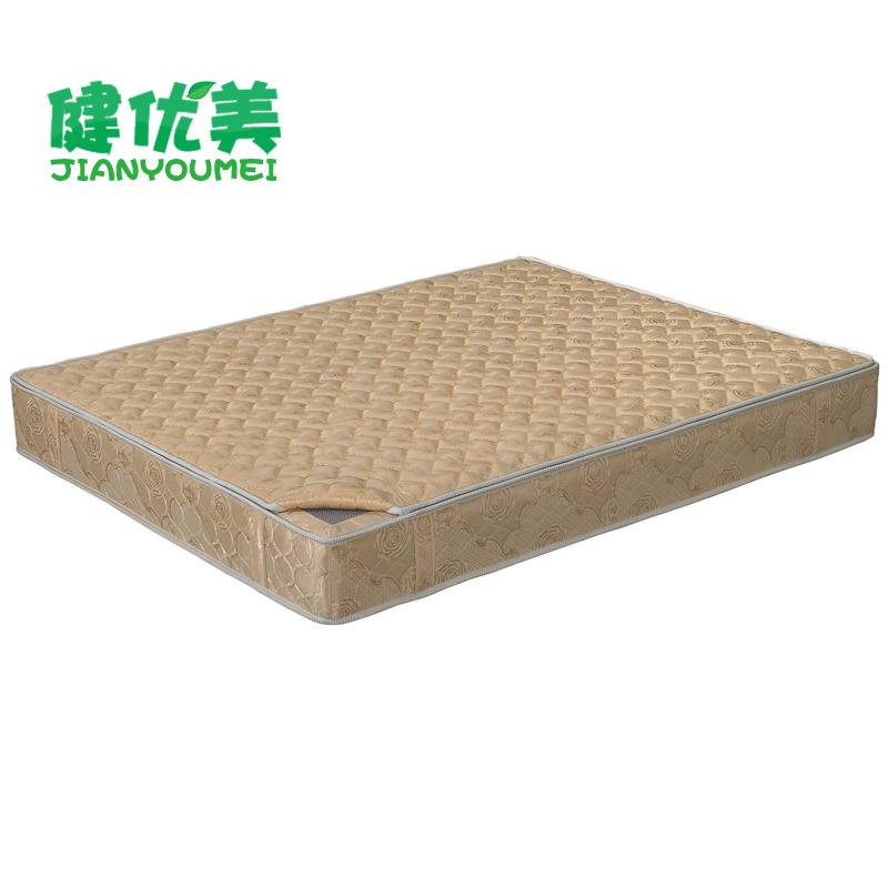 健优美 天然椰棕床垫1.5米 席梦思 儿童椰棕 棕垫 弹簧床垫可定制