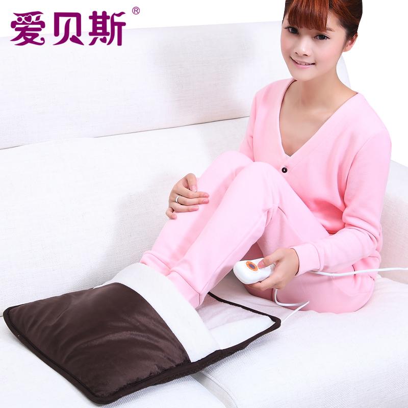 爱贝斯暖脚宝 电暖鞋 电热鞋 插电加热坐垫 电热垫 电暖袋暖脚垫