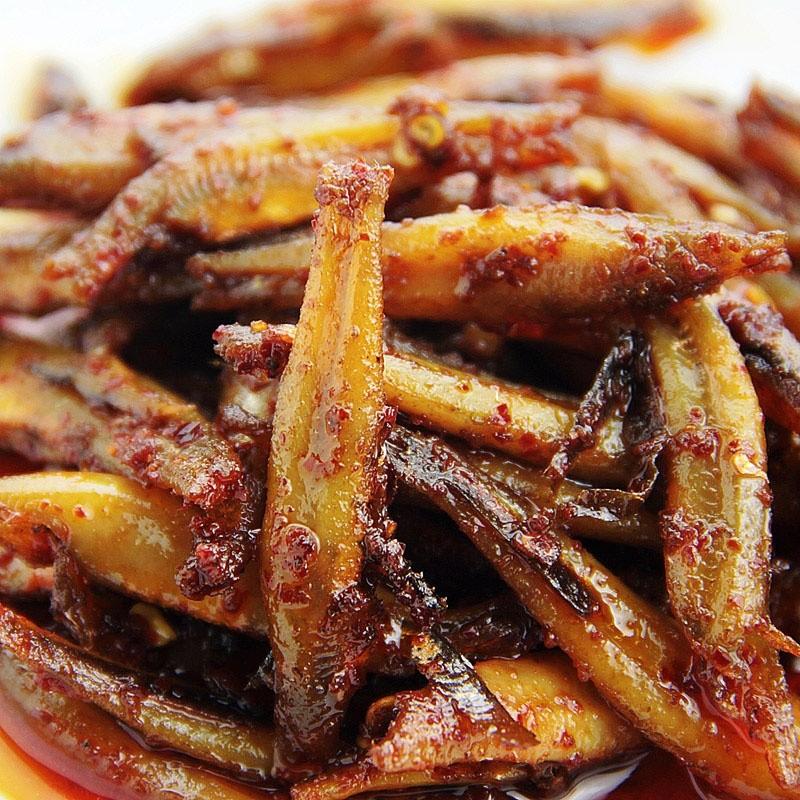 口水鱼7号码头湖南特产香辣牛肉泡椒16g小食品批发零食40包包邮