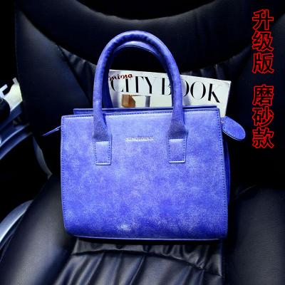 韩版女包潮包手提包2014新款潮女时尚单肩包斜跨小包女士手提包包
