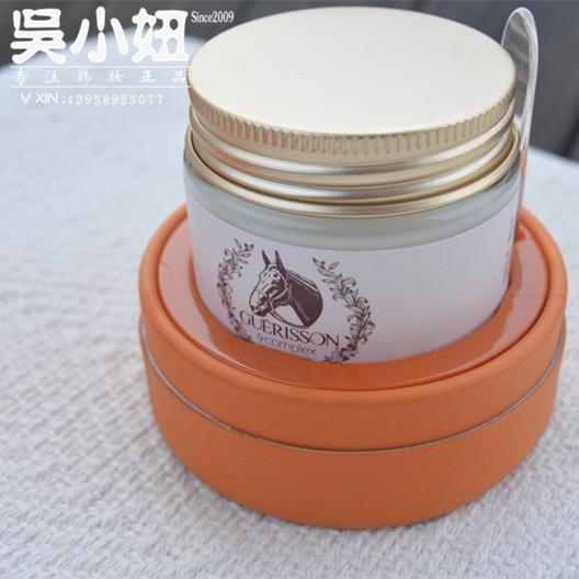 韩国正品代购Guerisson九朵云奇迹马油祛斑霜膏保湿抗皱祛斑疤痕