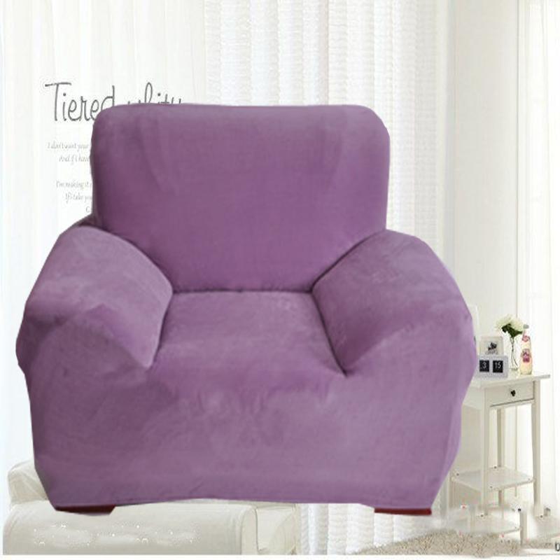 加厚加绒磨毛沙发套布艺沙发垫时尚弹力沙发罩全包全盖防滑图片