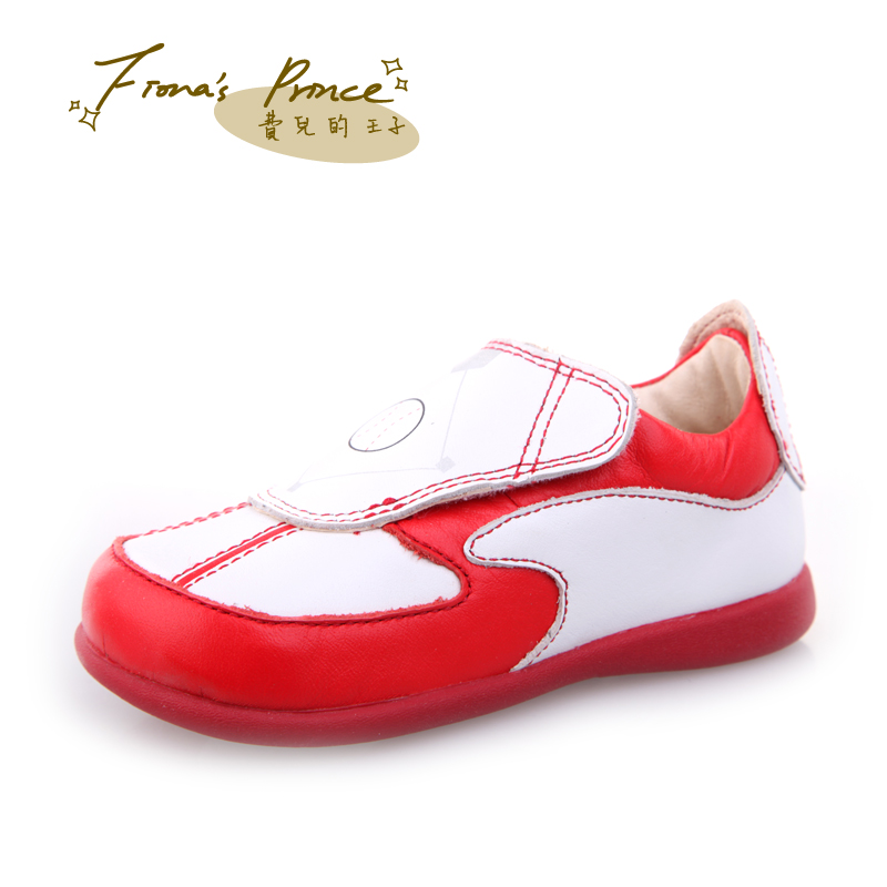费儿的王子 2014男童皮鞋真皮单鞋儿童鞋子英伦小皮鞋休闲鞋
