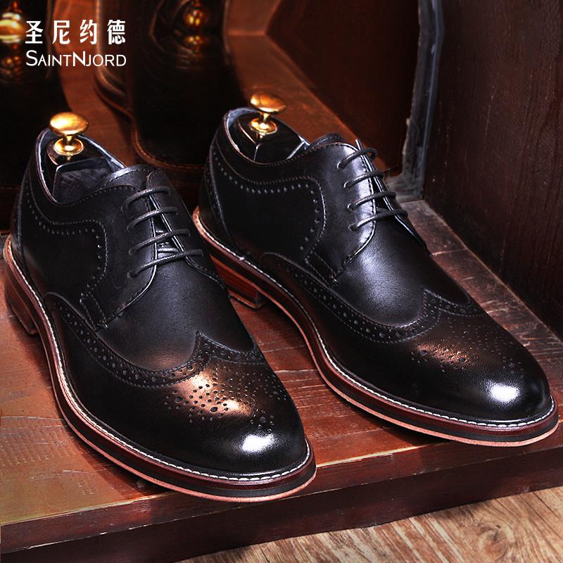 一线品牌男鞋大盘点,一线品牌男鞋新款图及价格