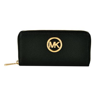 [新品上市] 美国正品Michael Kors/迈克·科尔斯MK女士长款荔枝纹钱包手拿包