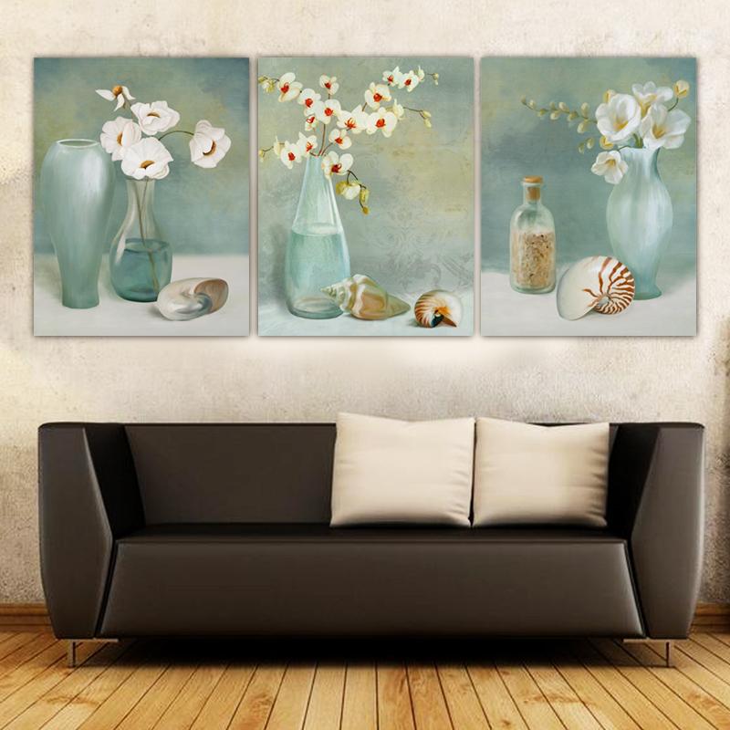 美式装饰画客厅卧室三联画餐厅无框画墙画沙发背景墙装饰画挂画
