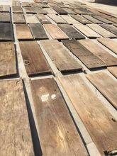 定制老榆木老门板吧台板桌面板踏步板实木风华板隔板书架板