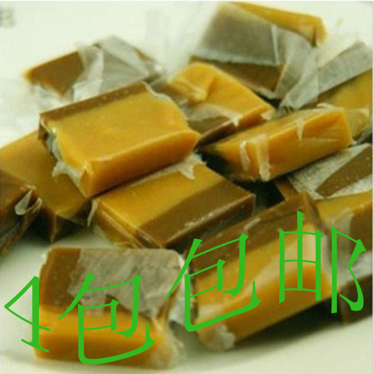 椰子糖180g进口糖果越南特产槟椥椰子糖小食品零食批发4盒包邮